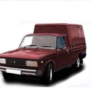 - Услуги ИЖ-2717 (фургон/пикап) г/п- 500кг. дл- 1.85м, шир- 1.3м, выс-1.2м.