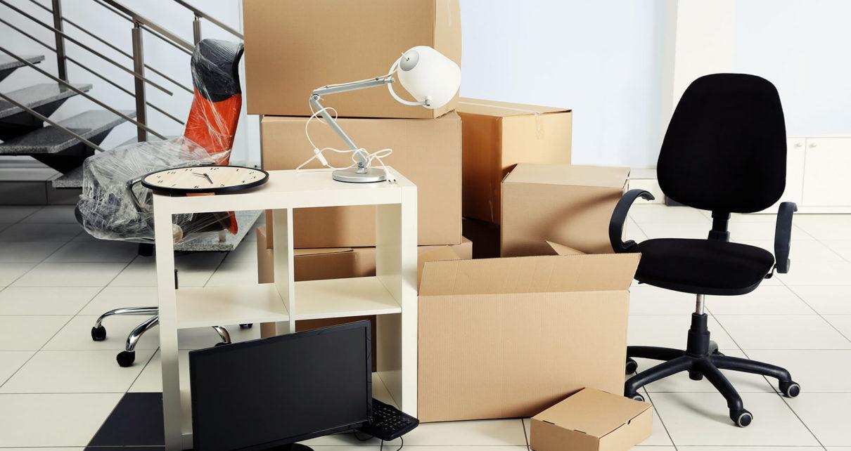 Как без проблем перевезти офис на новое место?