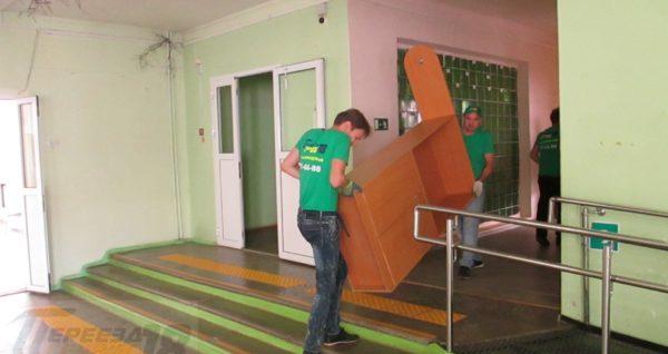 Офисный переезд с грузчиками в Ижевске